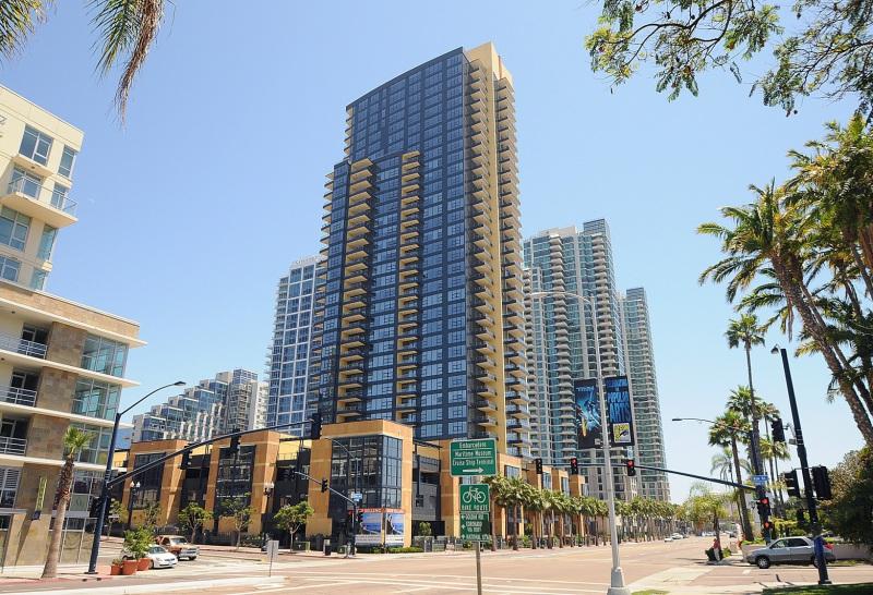 large condo building